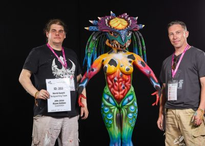 World Bodypainting Festival, Austria